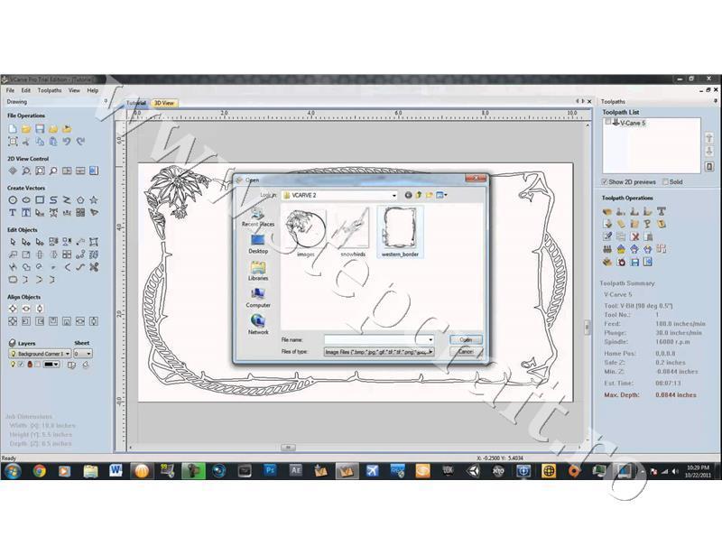 StepCraft Romania - Vectric VCarve Desktop